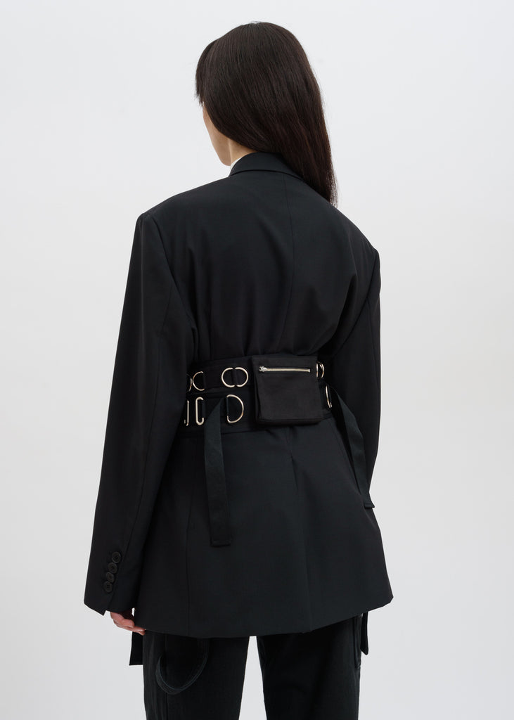 Black Belt Jacket