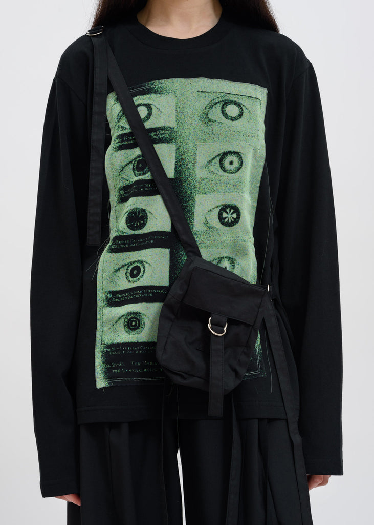 Hyein Seo, Black Long Sleeve w/ Bag, 017 Shop