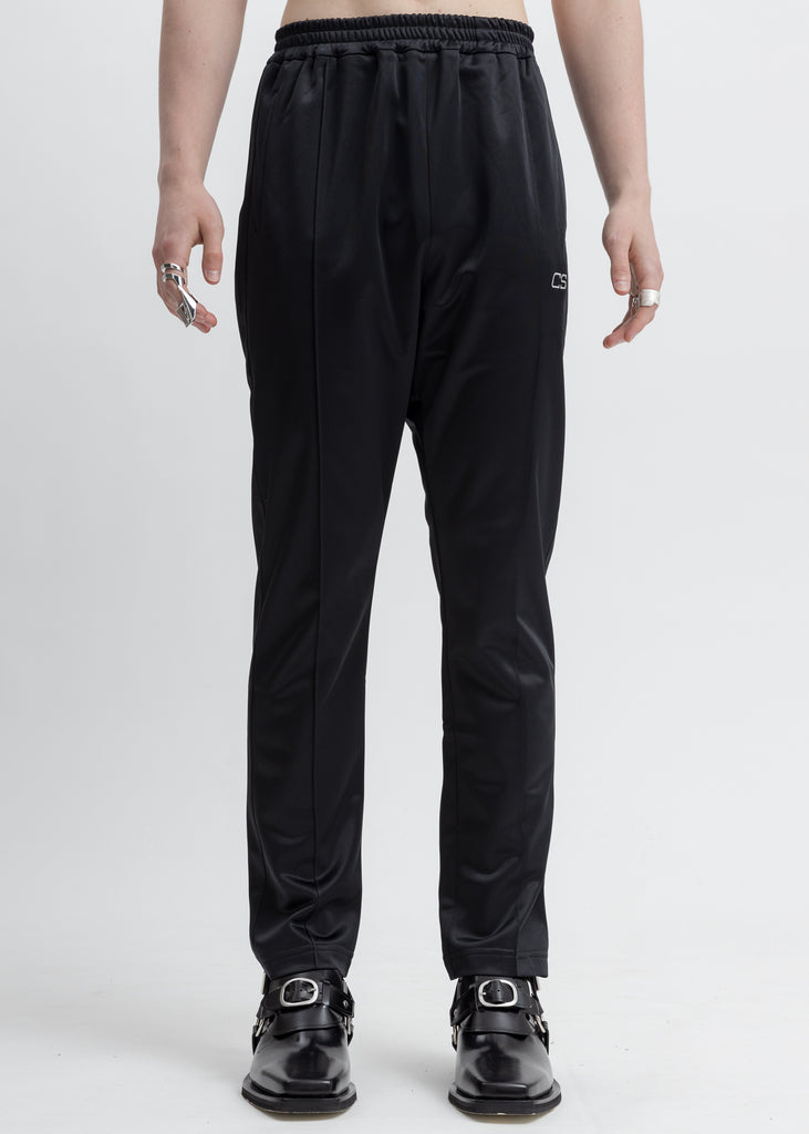 Black Chuck Trousers