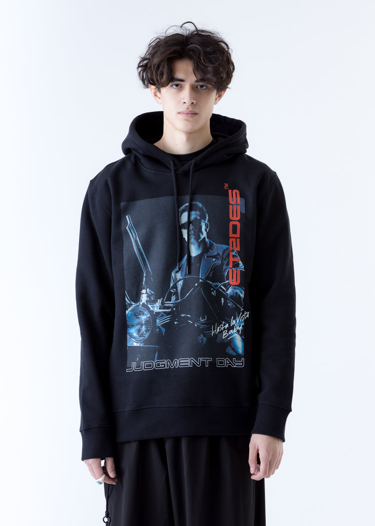 Black Terminator 2 Edition 'Hasta La Vista' Hoodie