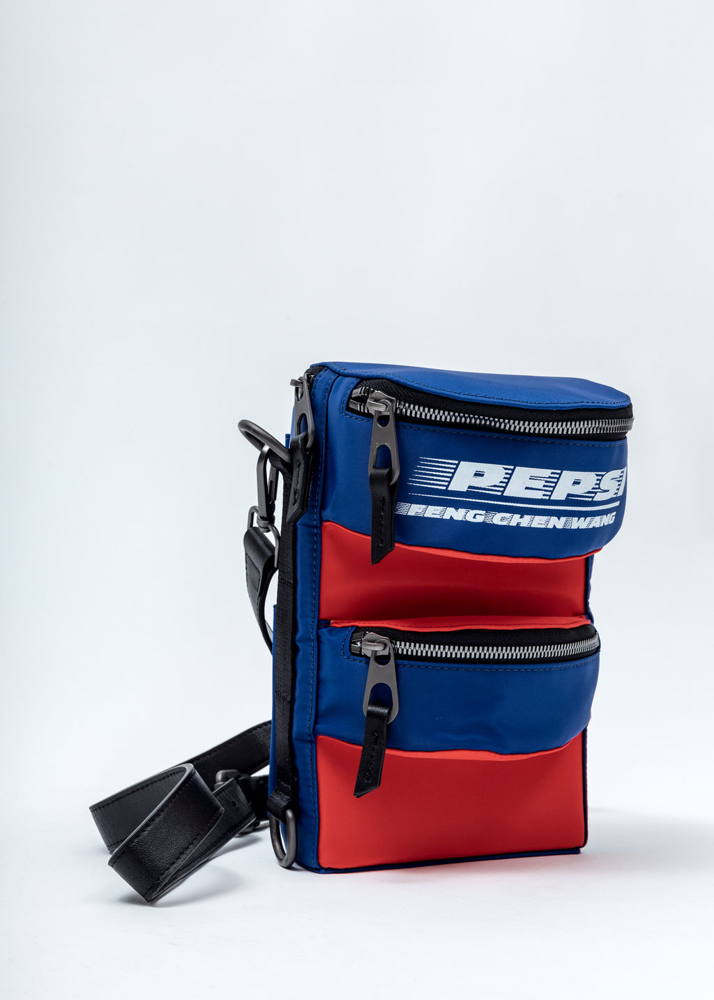 Blue & Red Pepsi 3D F Bag