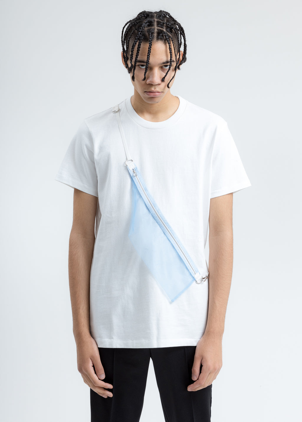Chalk White Standard Pocket T-Shirt