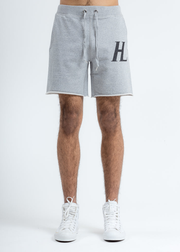 Heather Grey Sweat Shorts