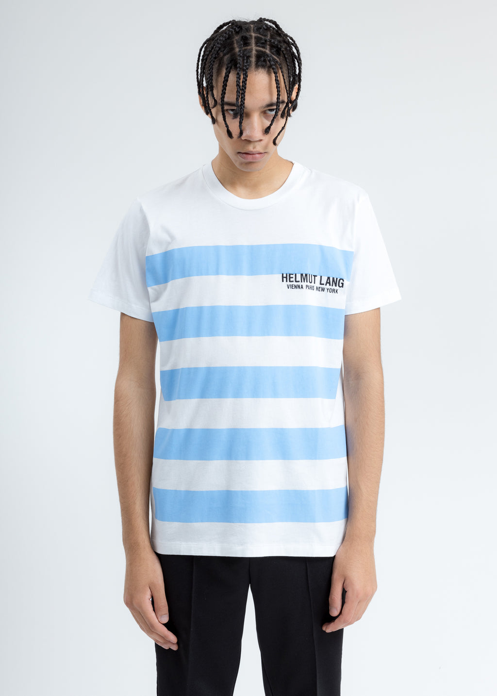 White Bars Standard T-Shirt