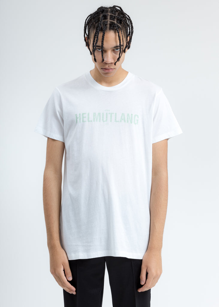 White Standard Web T-Shirt