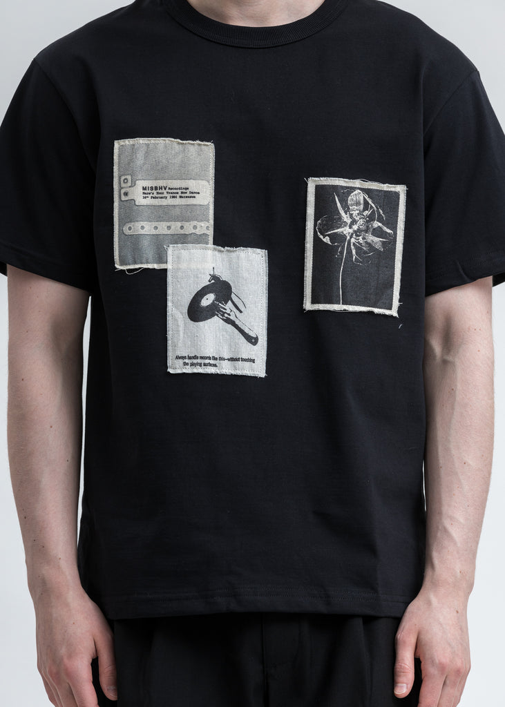 Black Recordings T-Shirt