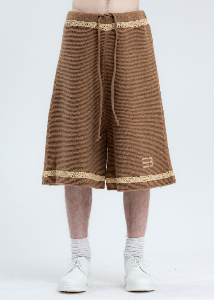 Sand Tobi Heavy Knit Short
