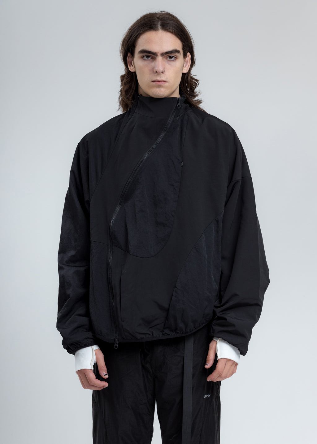 Black 3.1 Technical Jacket Right