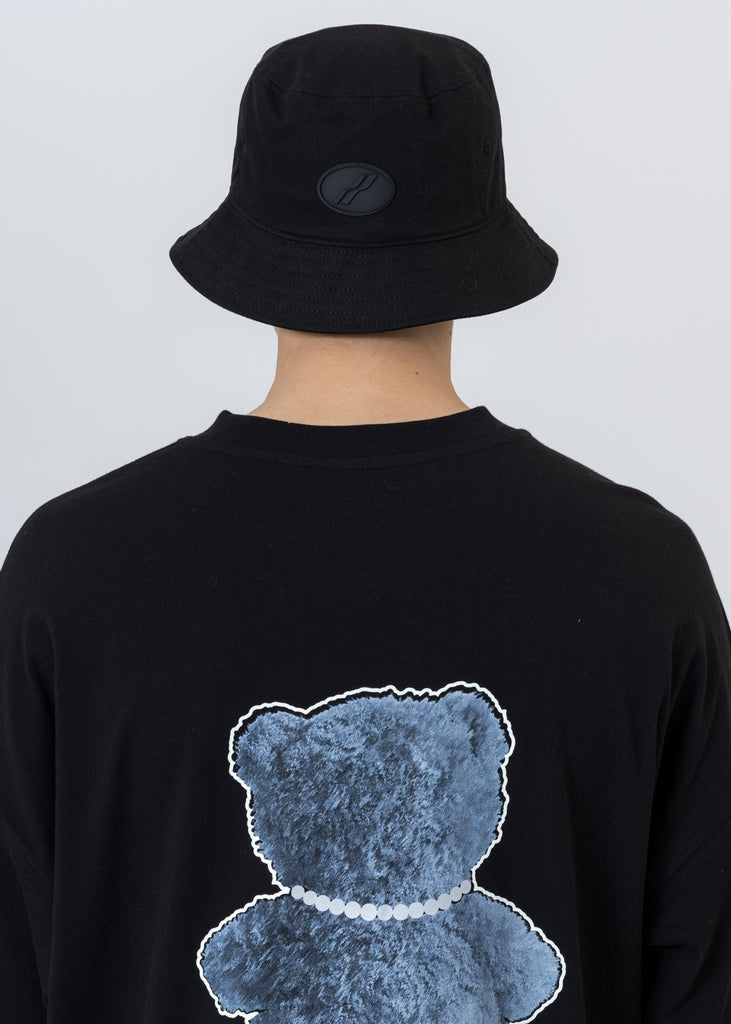 Black Pearl Logo Bucket Hat