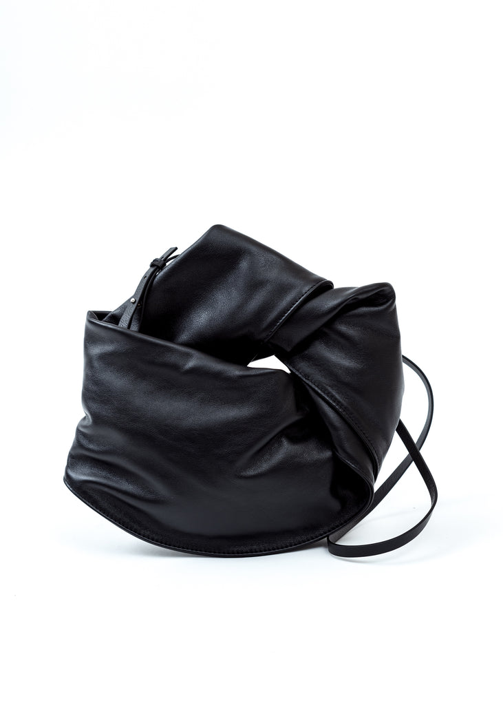 Black Infinity Mini Bag