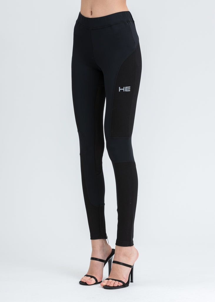Black HE Legging