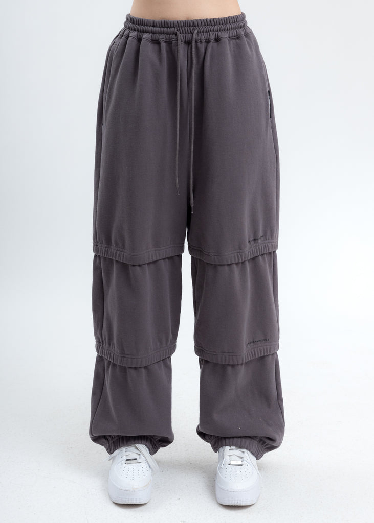 Grey Triple Layer Pants