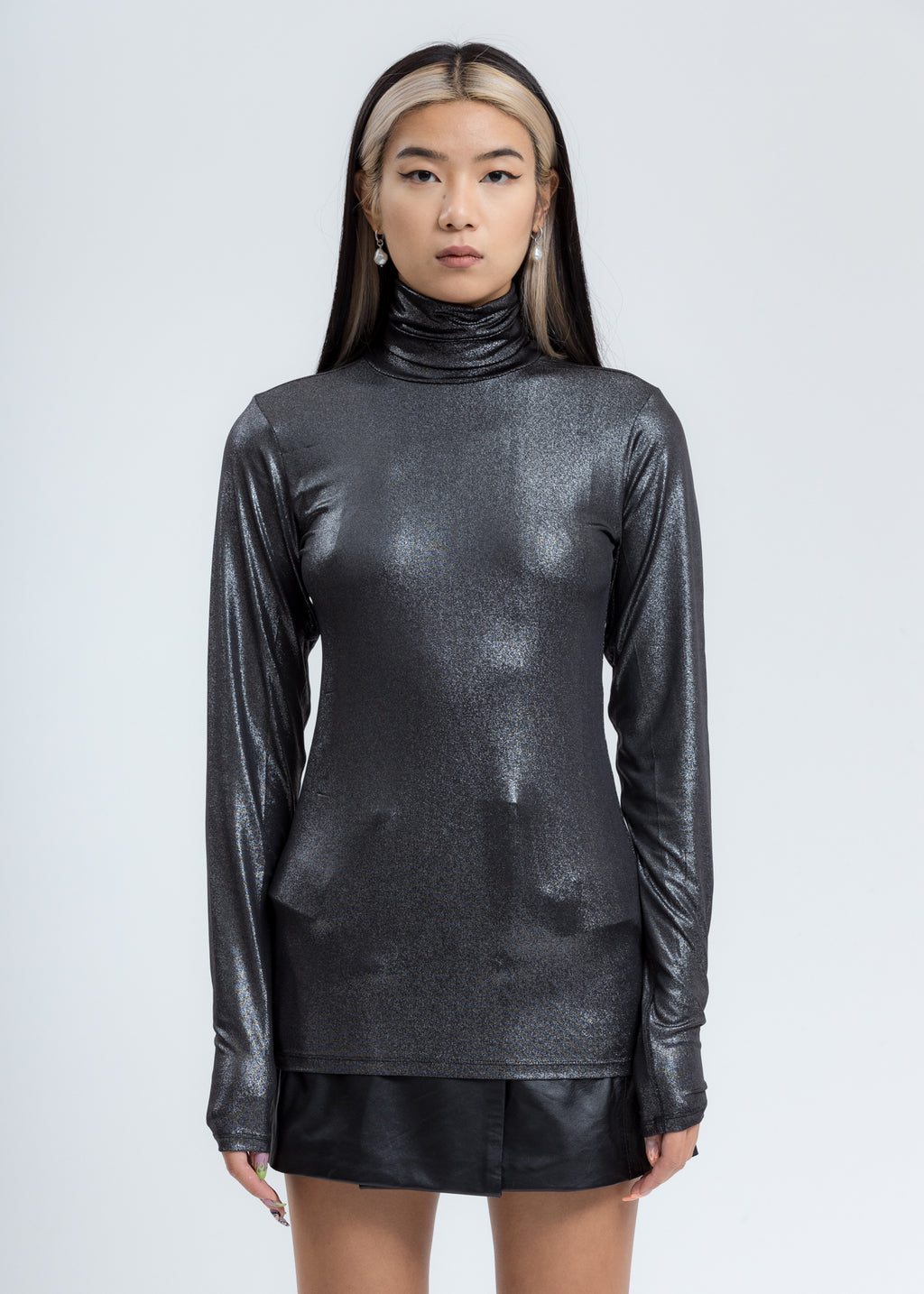 Black Pearl Turtleneck