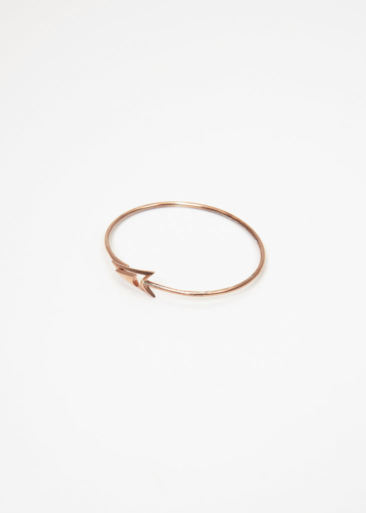 Rose Gold Vortex Bracelet