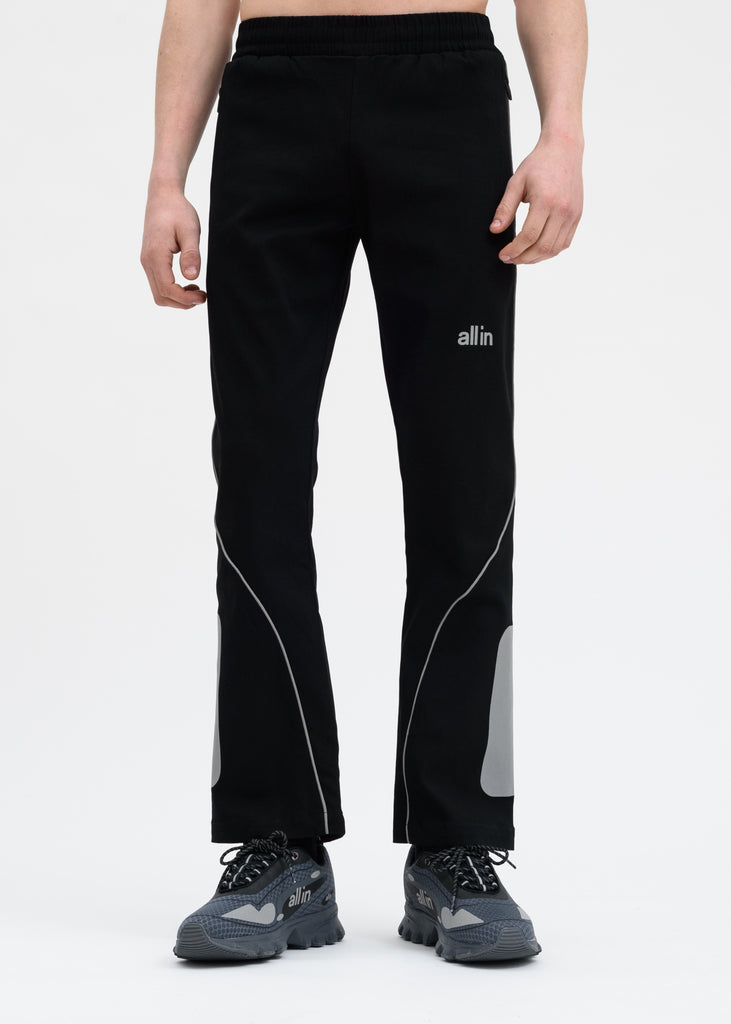 Black Reflective Astro Winter Pants