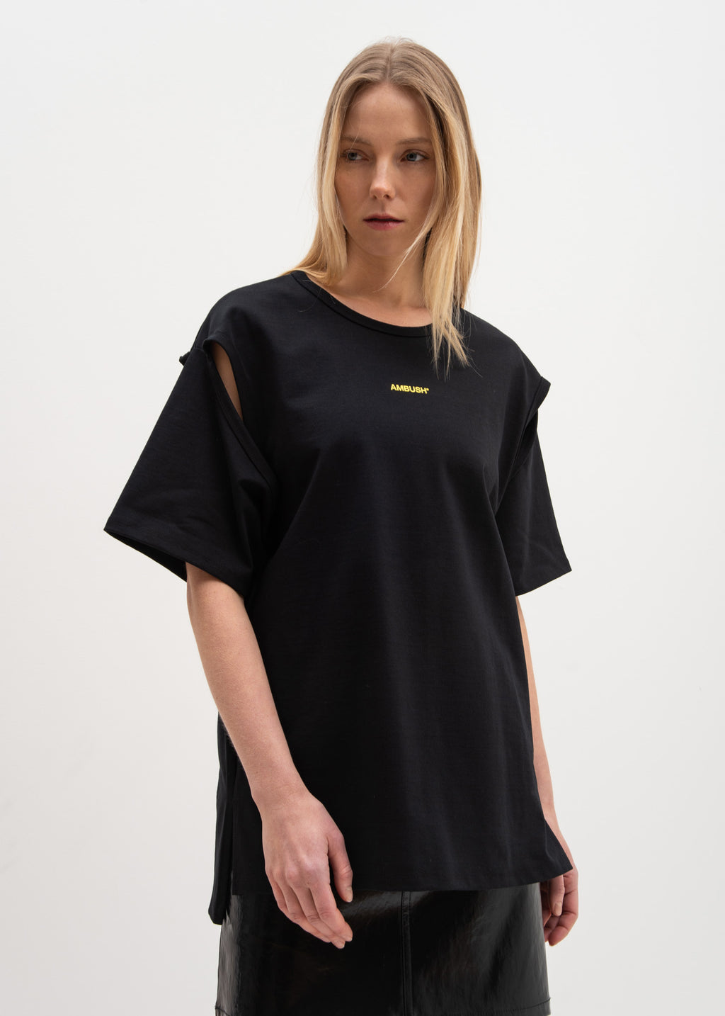 Black 2Way T-Shirt