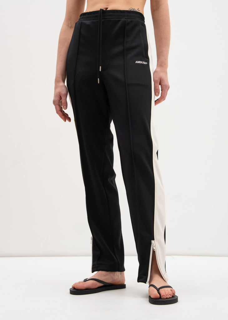 Ambush, Black Waves Track Pants, 017 Shop