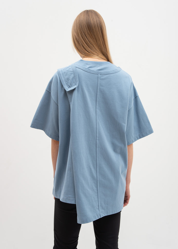 Blue Layered T-Shirt