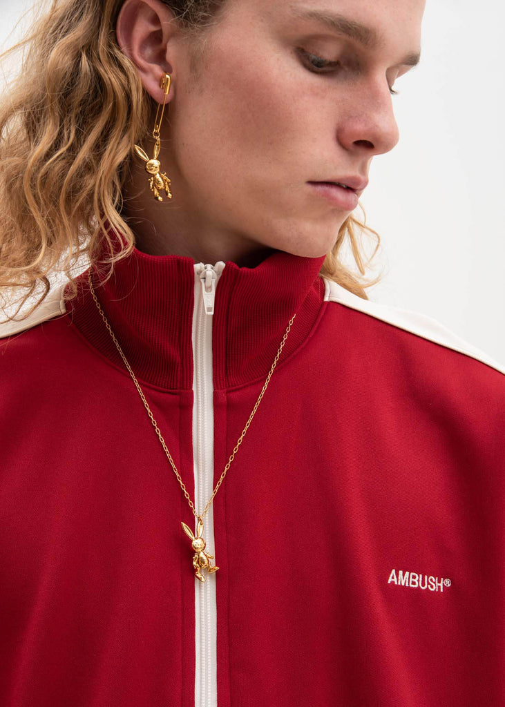 Ambush, Gold Inflatable Bunny Necklaces, 017 Shop