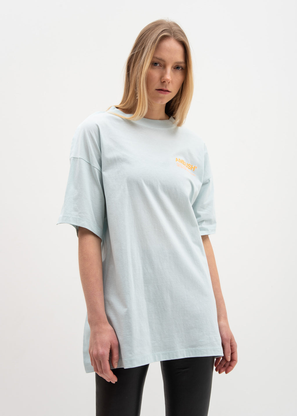 Mint Oversized Fin T-Shirt