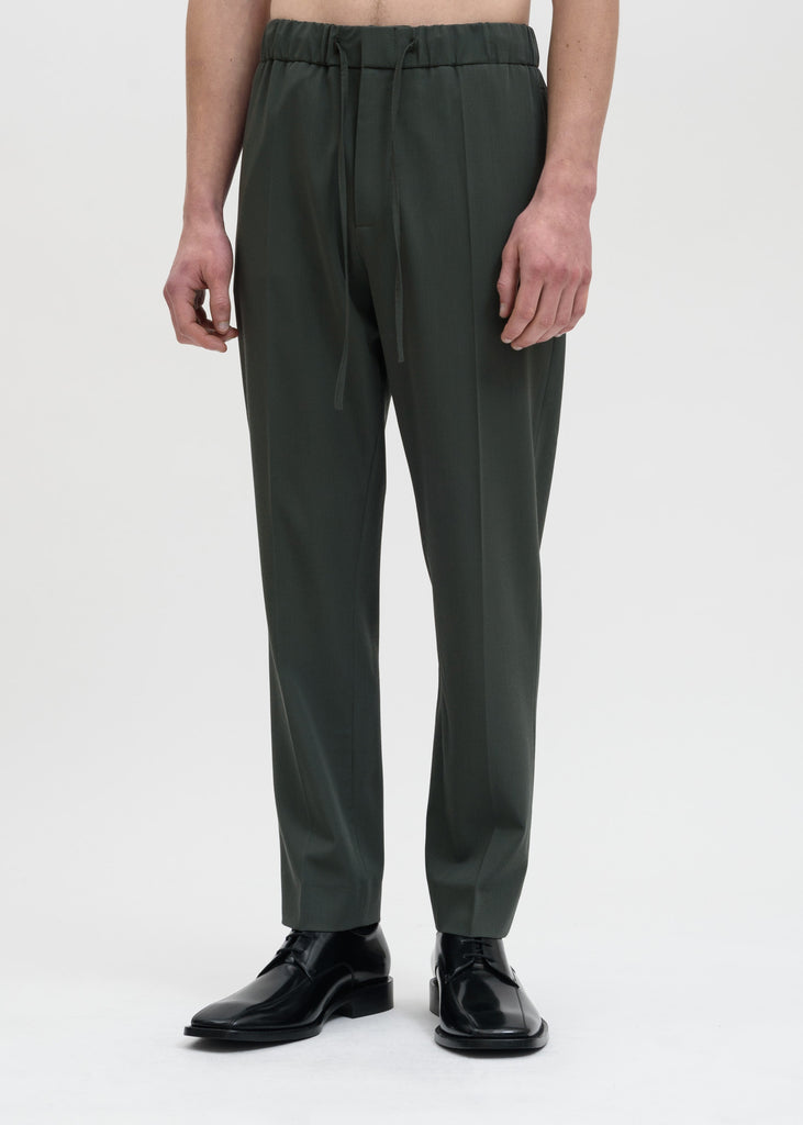 Cmmn Swdn, Sage Stan Wool Trouser, 017 Shop