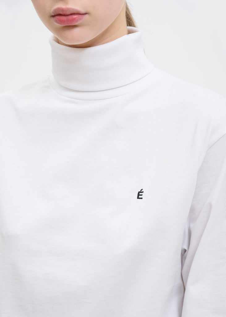 White Lakers Long Sleeve