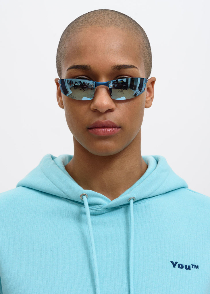 Blue Halcyon Sunglasses