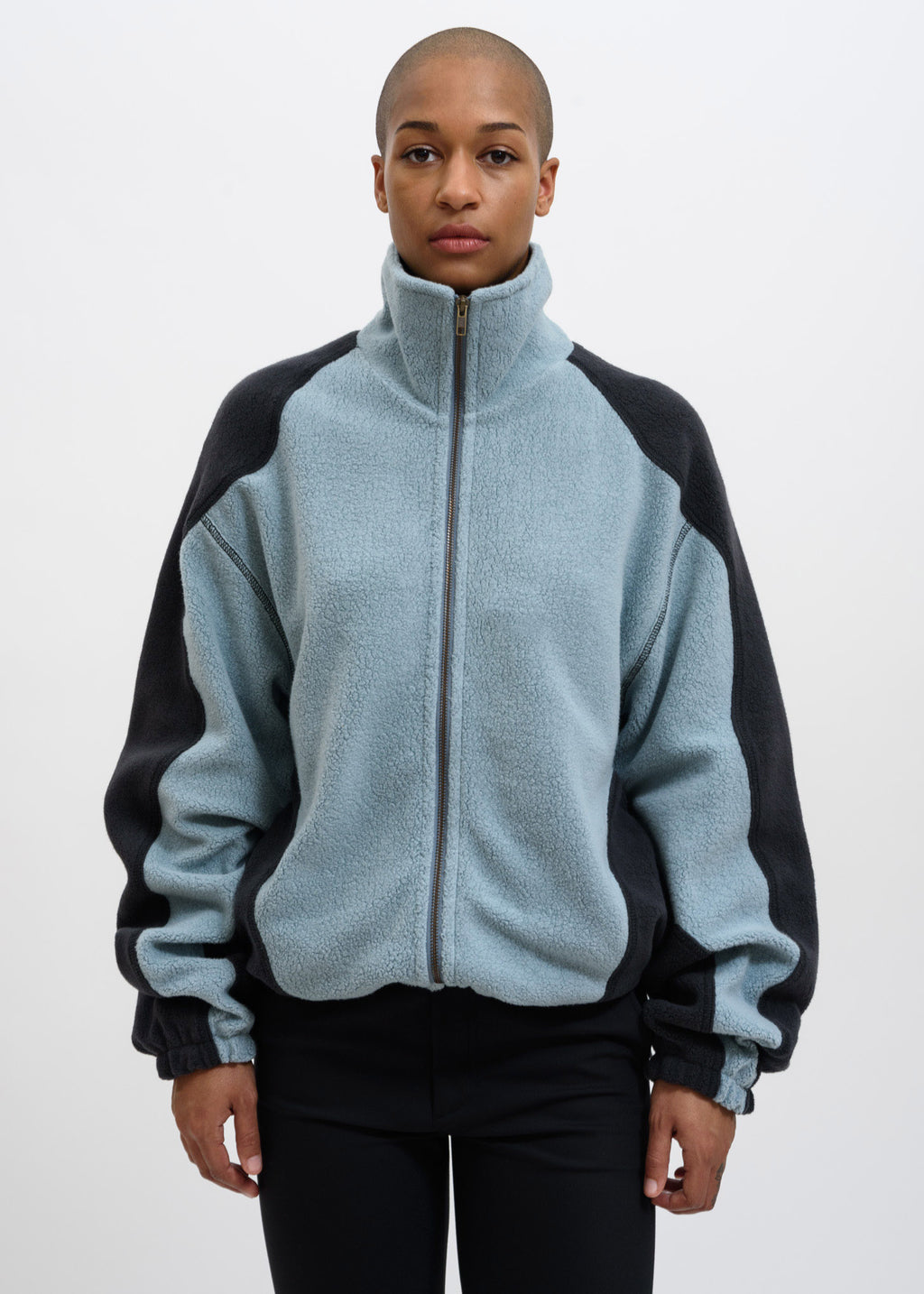 Blue Yaan Fleece Jacket
