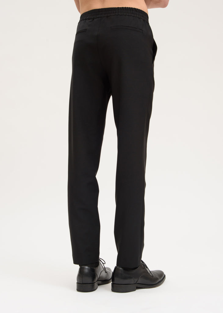 Black Paolo Trouser