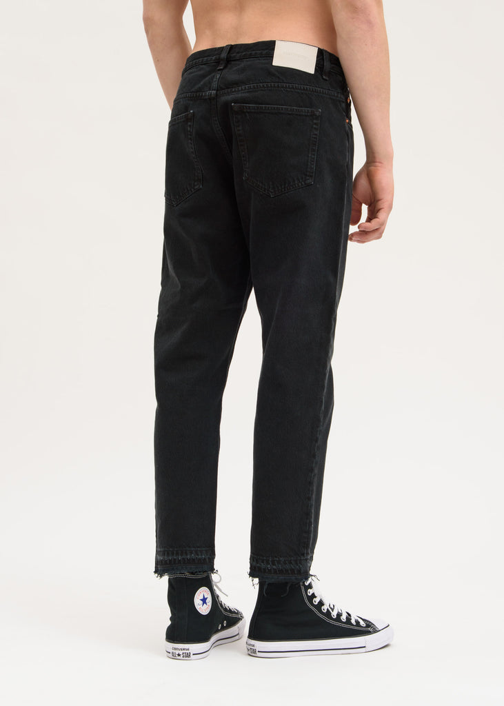Vintage Black Dorian Denim