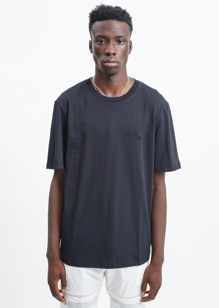 Black Stacked Standard T-Shirt