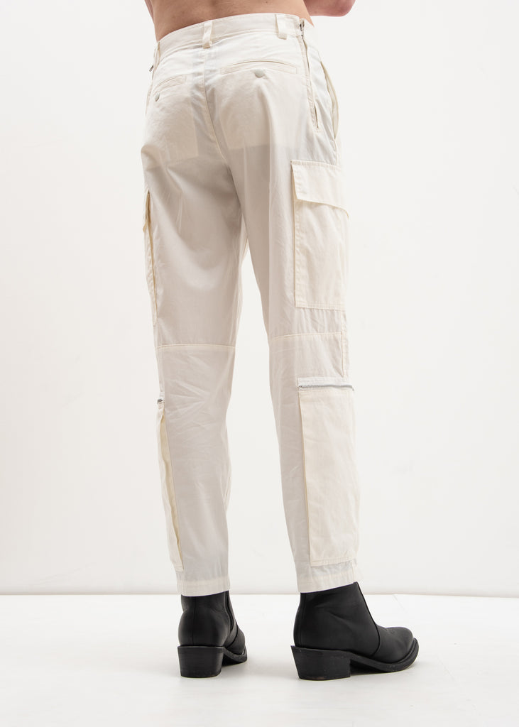 Off White Aviator Pant
