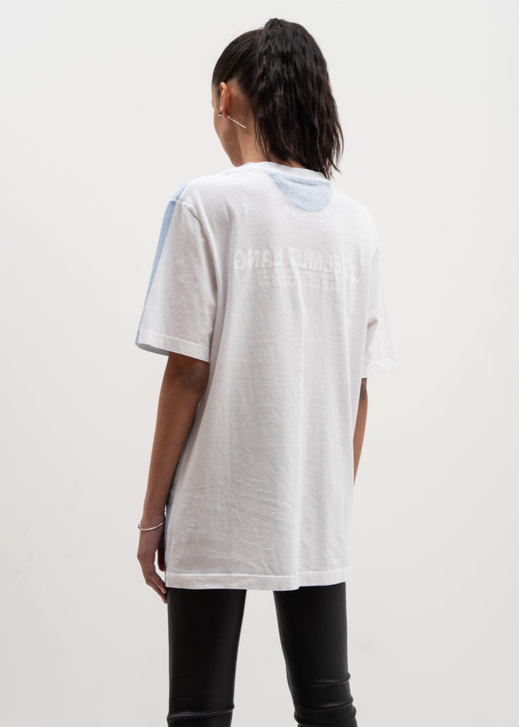 White Sky Square T-Shirt