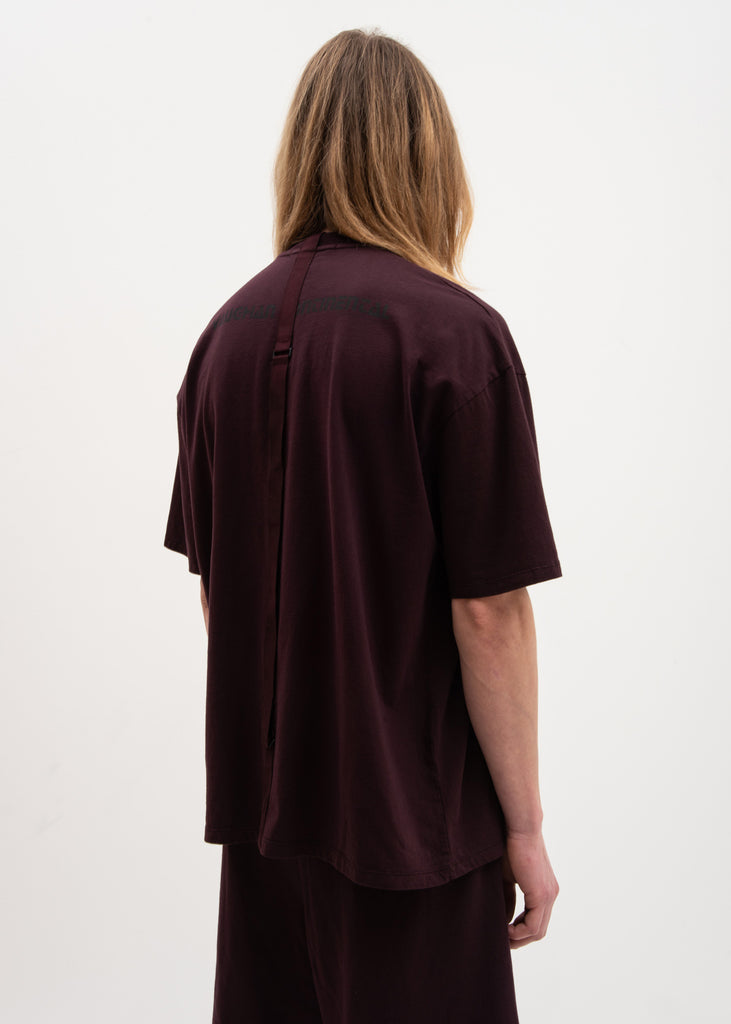 Komakino, Cherry Relaxed Fit T-Shirt Crash, 017 Shop