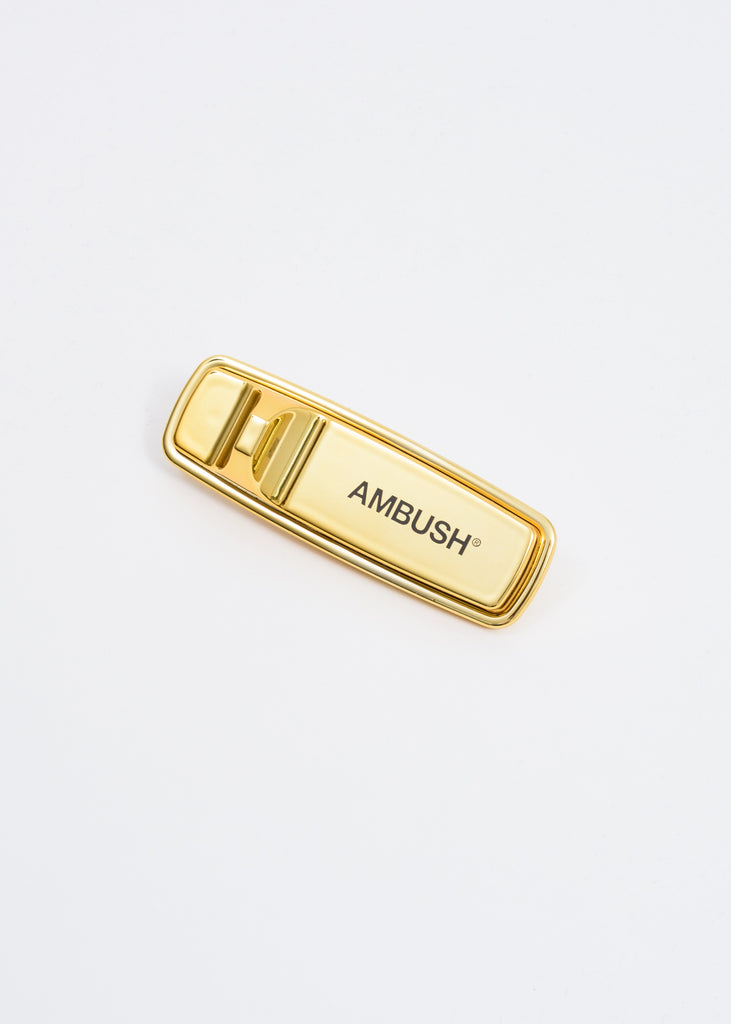Gold Security Tag Pin