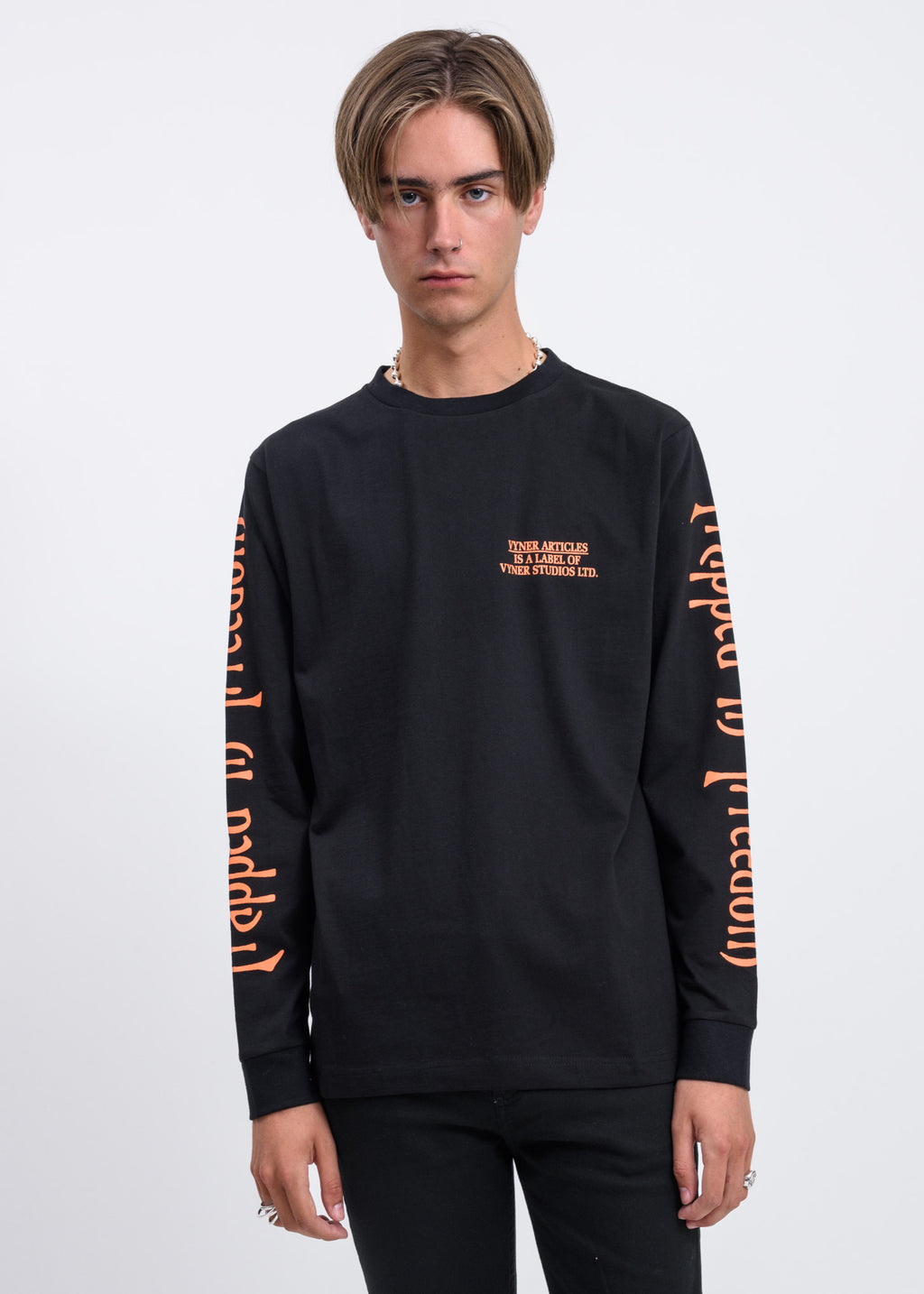Black Killing Tuna Long Sleeve