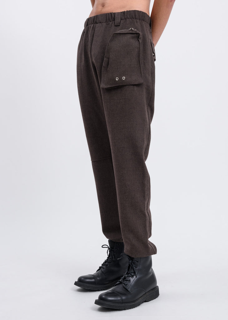Brown Merchant Pant