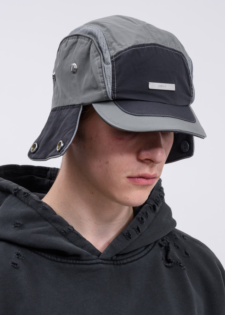 Grey 3M Reflective Layer Architect Cap