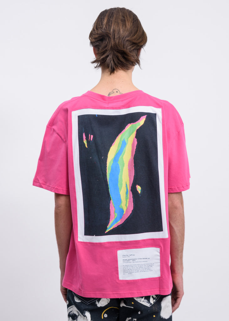 Pink Art Gallery T-Shirt