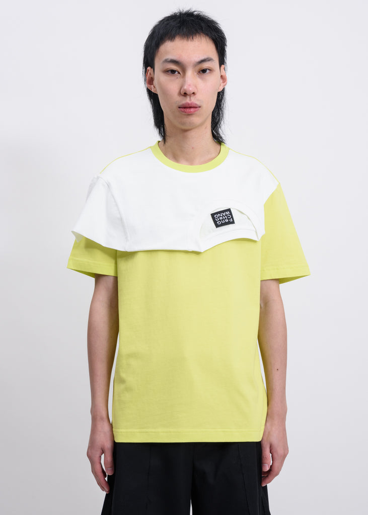 Green Layered T-Shirt