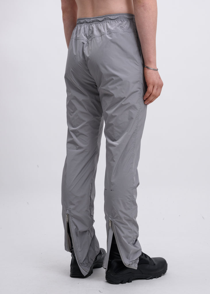 Grey Technical Jogger Pants