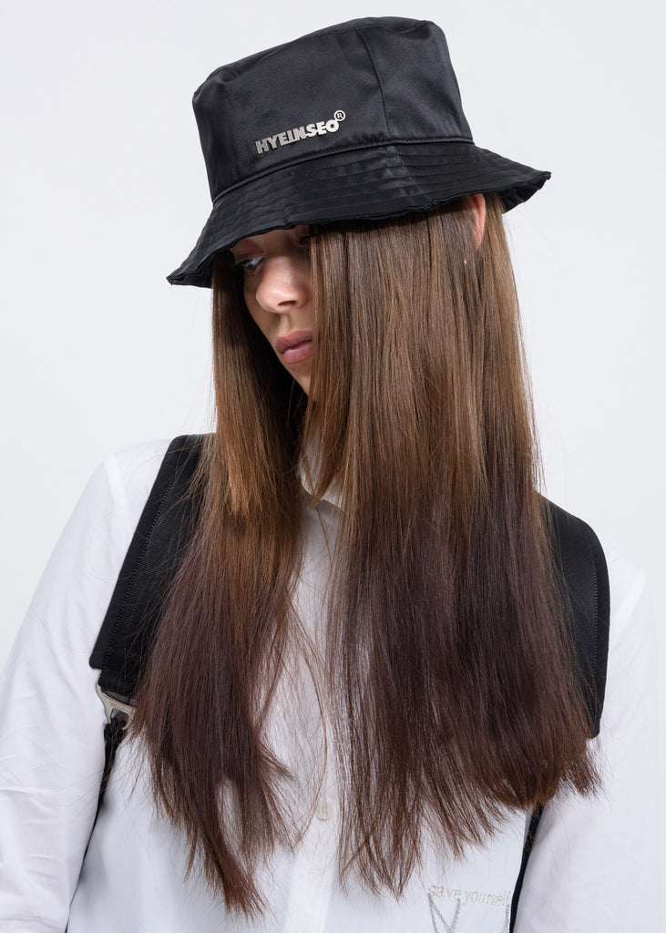 Hyein Seo, Black Bucket Hat, 017 Shop