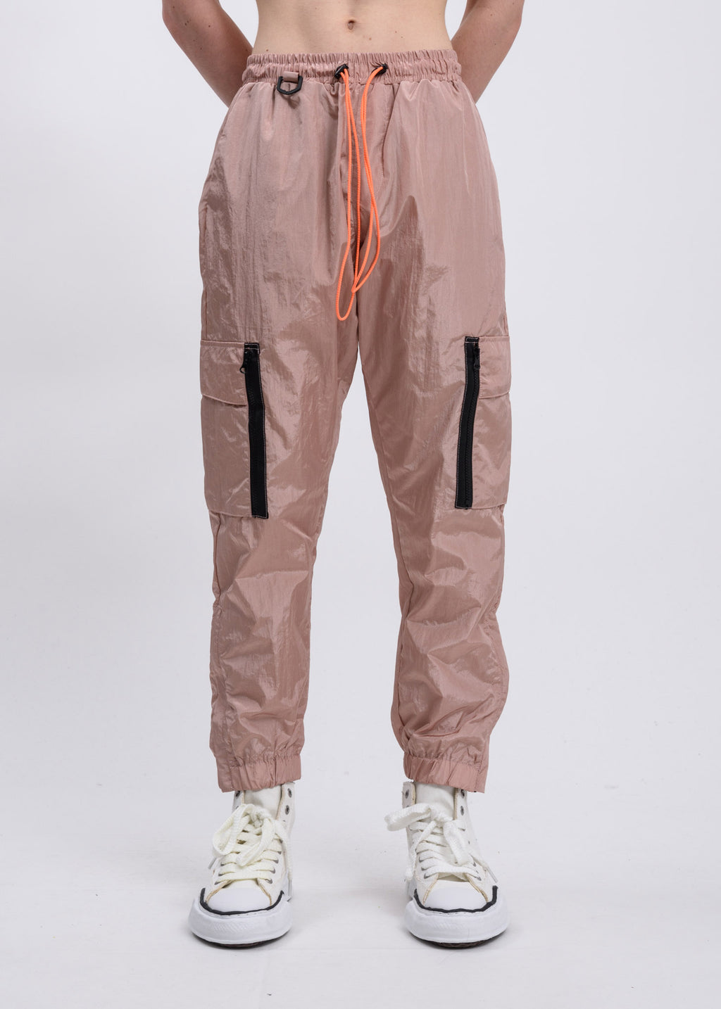 Pink Jogger Track Pants