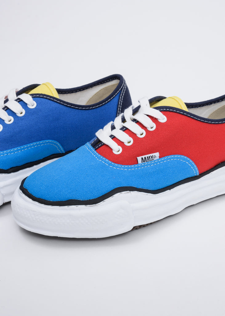 Multi Color Canvas Original Sole Sneaker
