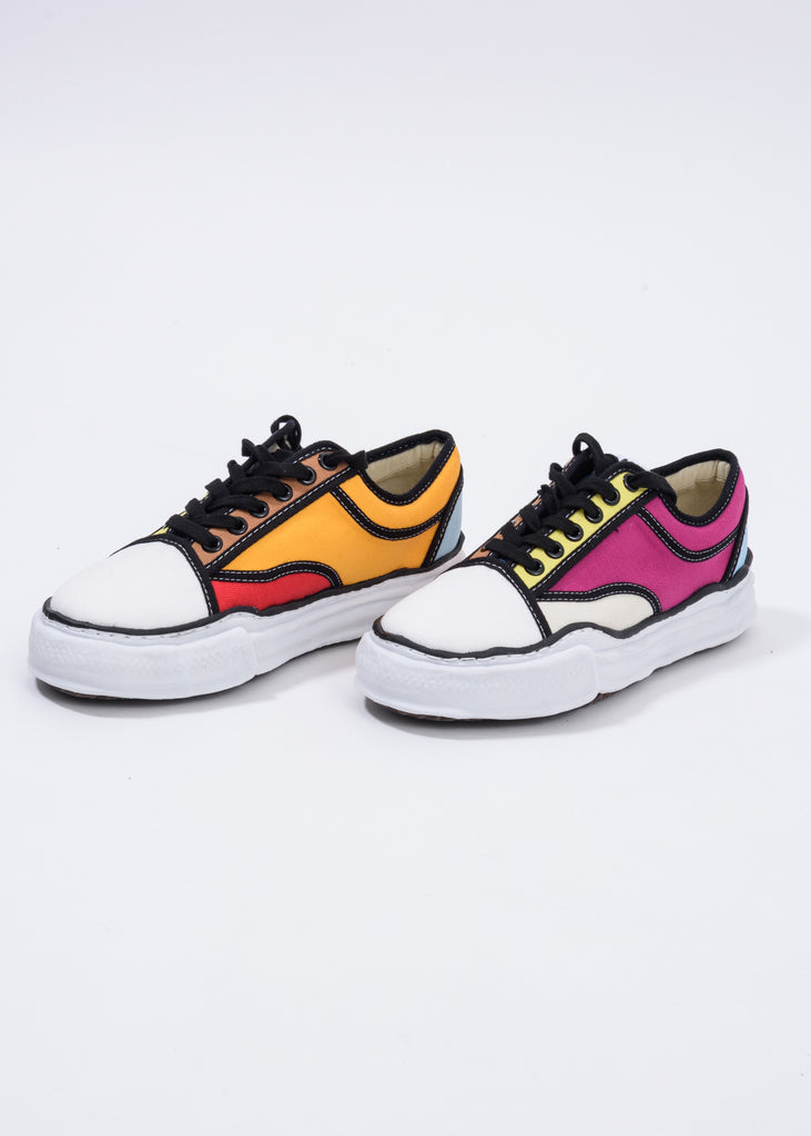 Multi Trick Detail  Original Sole Low Cut Sneaker