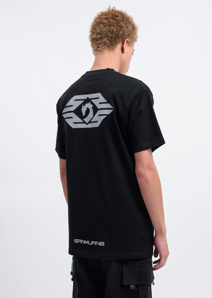 Black Dragon Logo T-Shirt