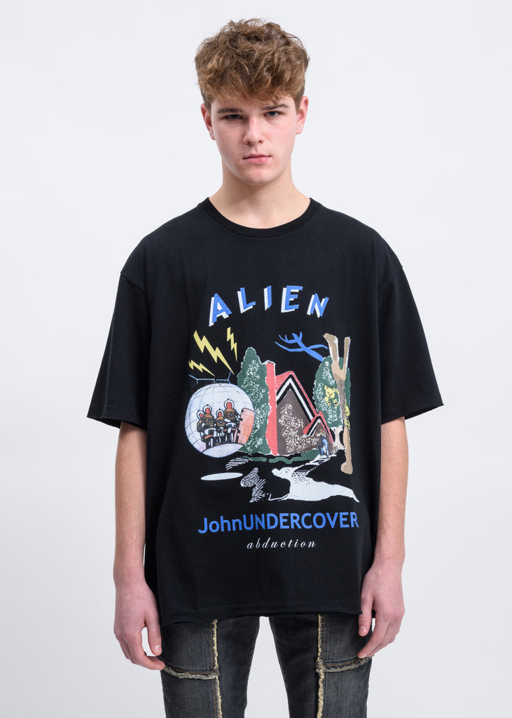 Black Alien T-Shirt