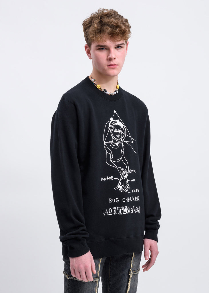Black Generation Sweater