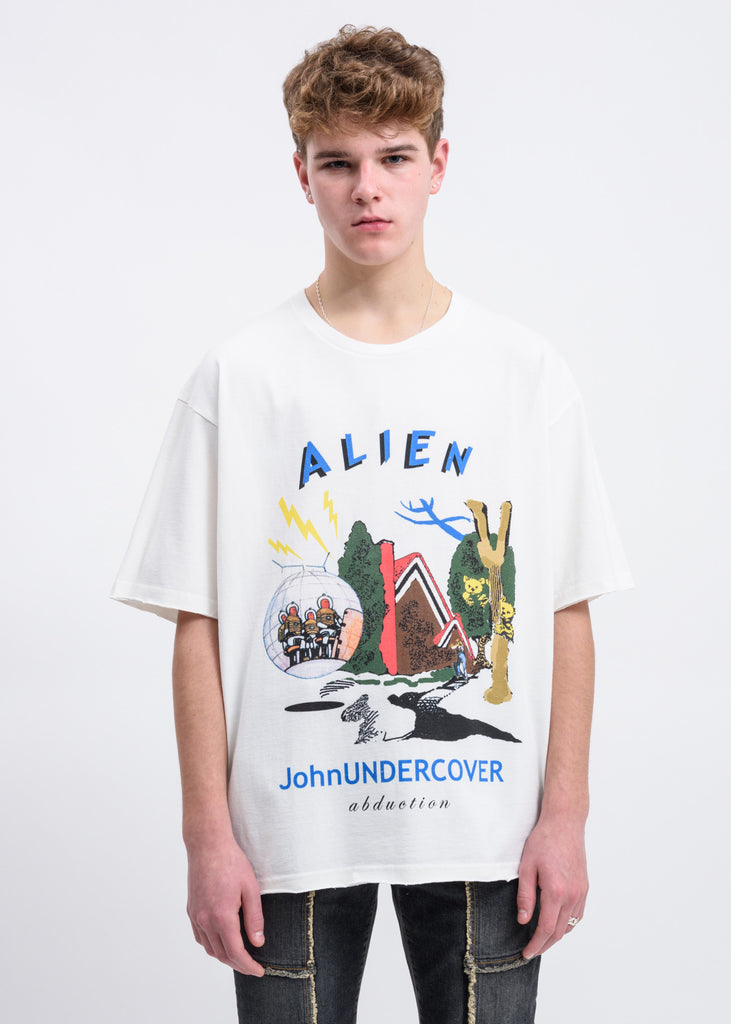Off White Alien T-Shirt