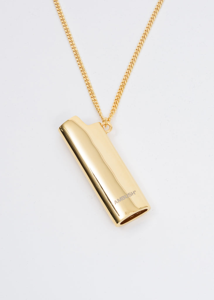 Ambush, Gold Lighter Necklace, 017 Shop